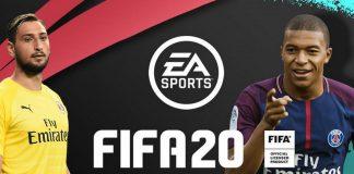 FIFA 20 gratuit sur PS4
