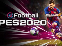 Télécharger PES2020 gratuit pour PS4