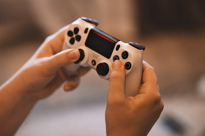 Manette de jeu PS4