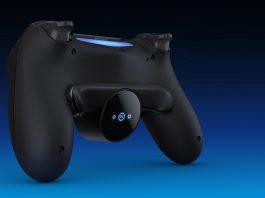 Bouton pour manette PS4